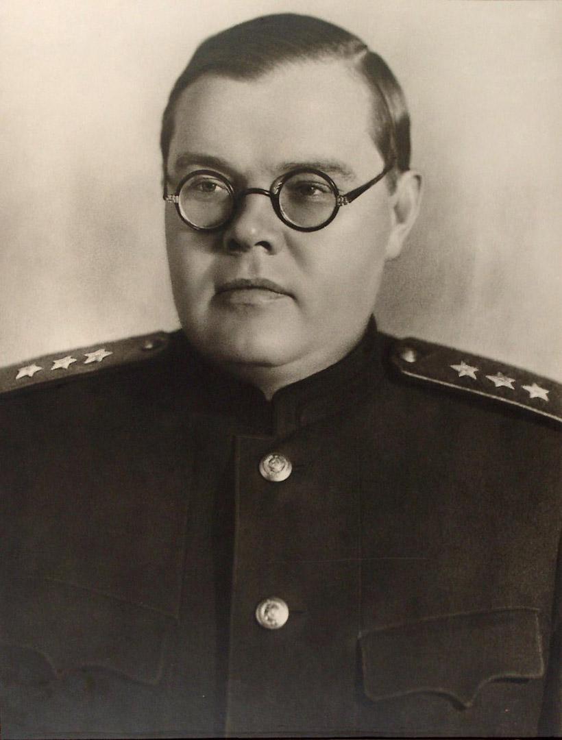 А.С. Щербаков. 1930-1940-е гг.